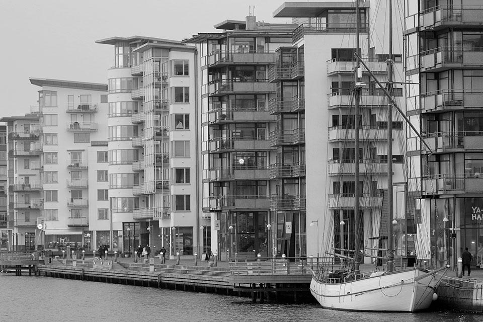 Karolina Blixt - en del av Norra hamnen